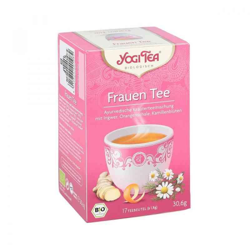 Yogi Tea Frauen Tee Bio bei apotheke.at bestellen