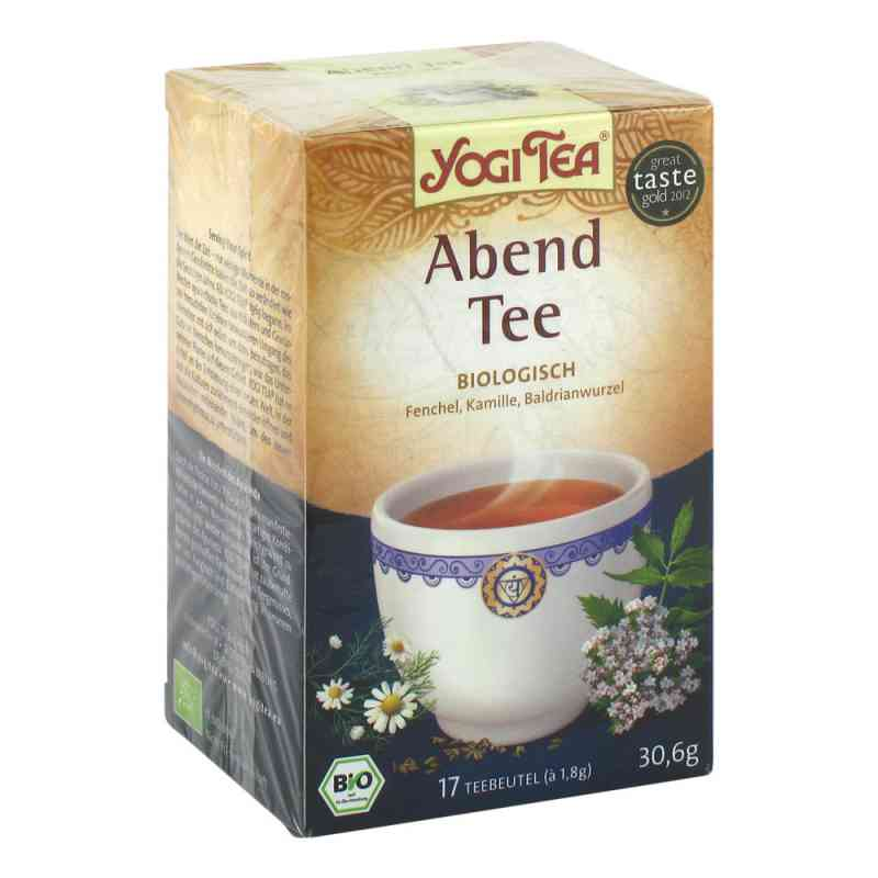 Yogi Tea Abend Tee Bio Filterbeutel bei apotheke.at bestellen