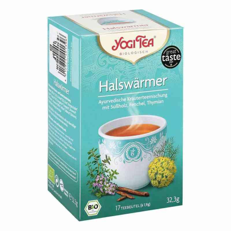 Yogi Tea Halswärmer Bio bei apotheke.at bestellen