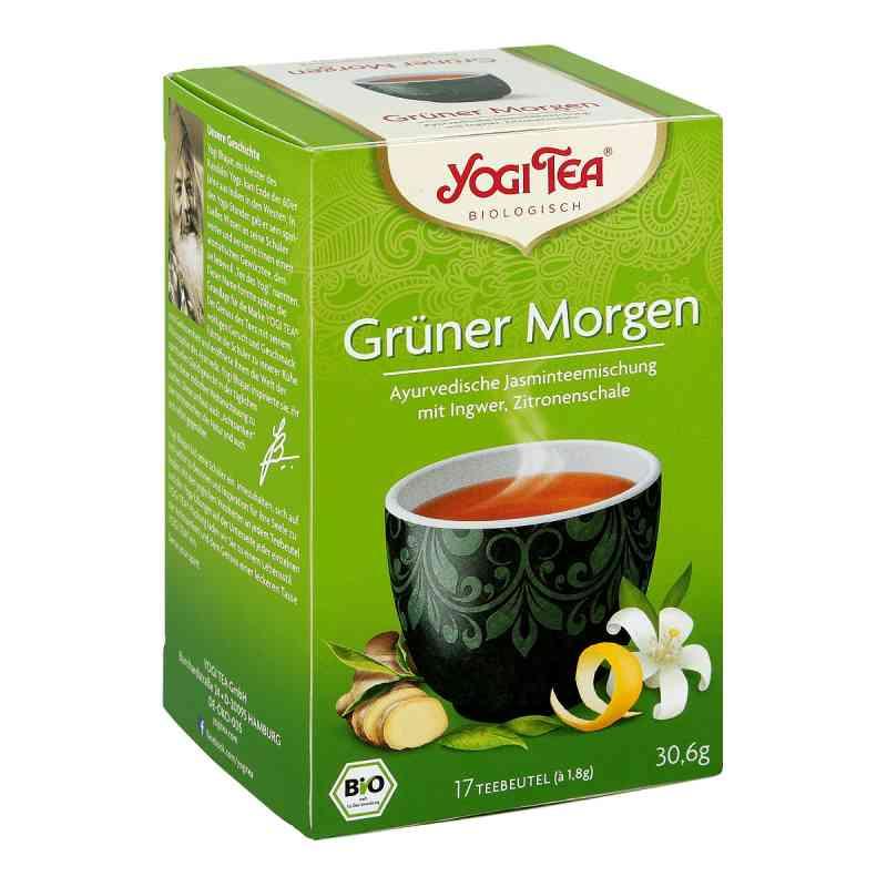 Yogi Tea Grüner Morgen Bio Filterbeutel  bei apotheke.at bestellen