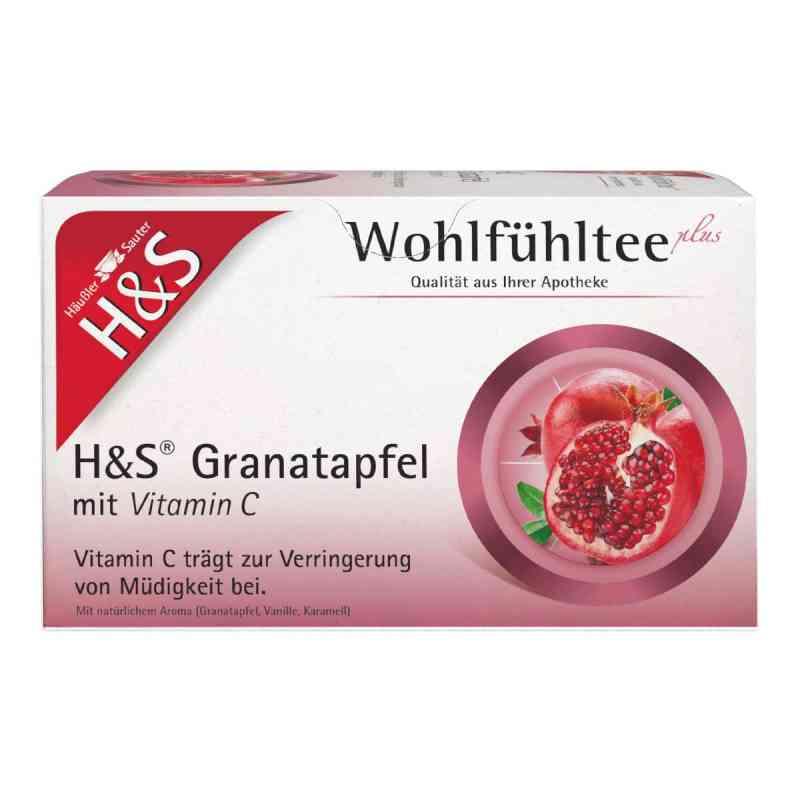 H&s Granatapfel Filterbeutel bei apotheke.at bestellen
