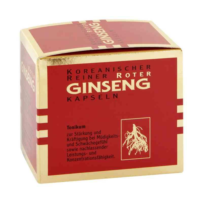 Roter Ginseng 300 mg Kapseln  bei apotheke.at bestellen