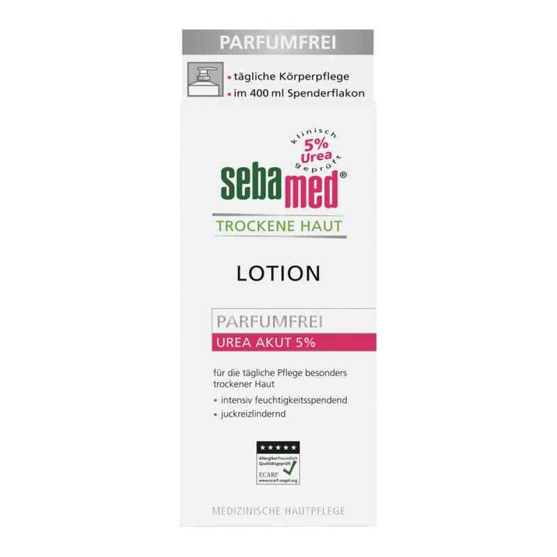 Sebamed Trockene Haut Parfumfrei Lotion Urea 5%  bei apotheke.at bestellen