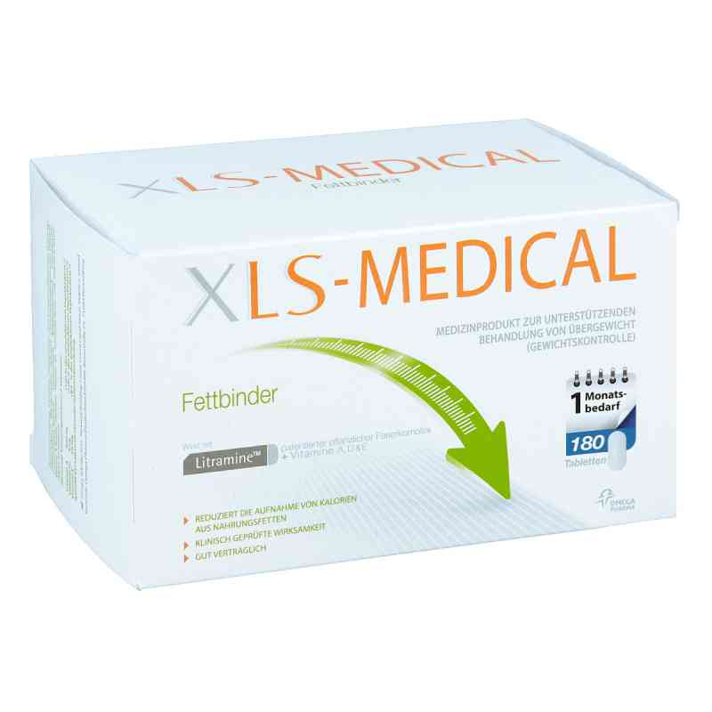 Xls Medical Fettbinder Tabletten Monatspackung bei apotheke.at bestellen