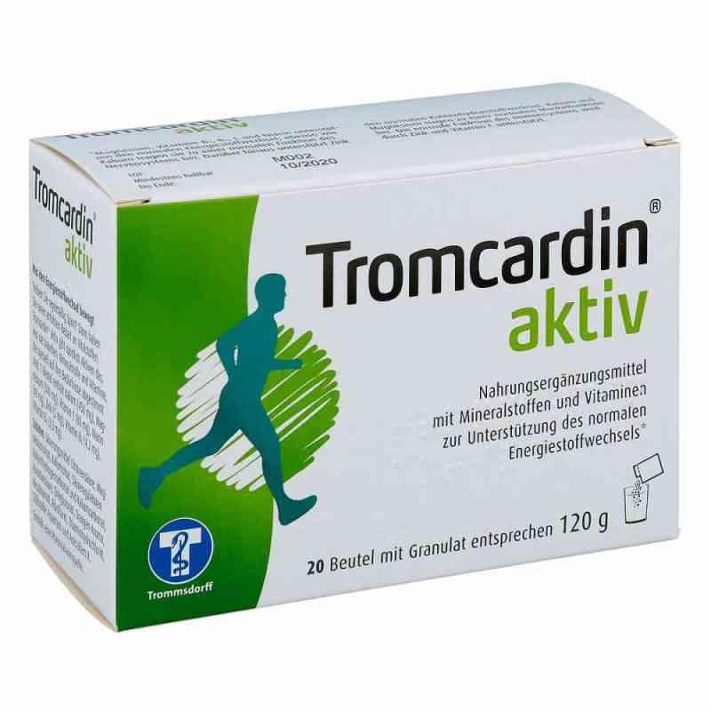 Tromcardin aktiv Granulat Beutel  bei apotheke.at bestellen