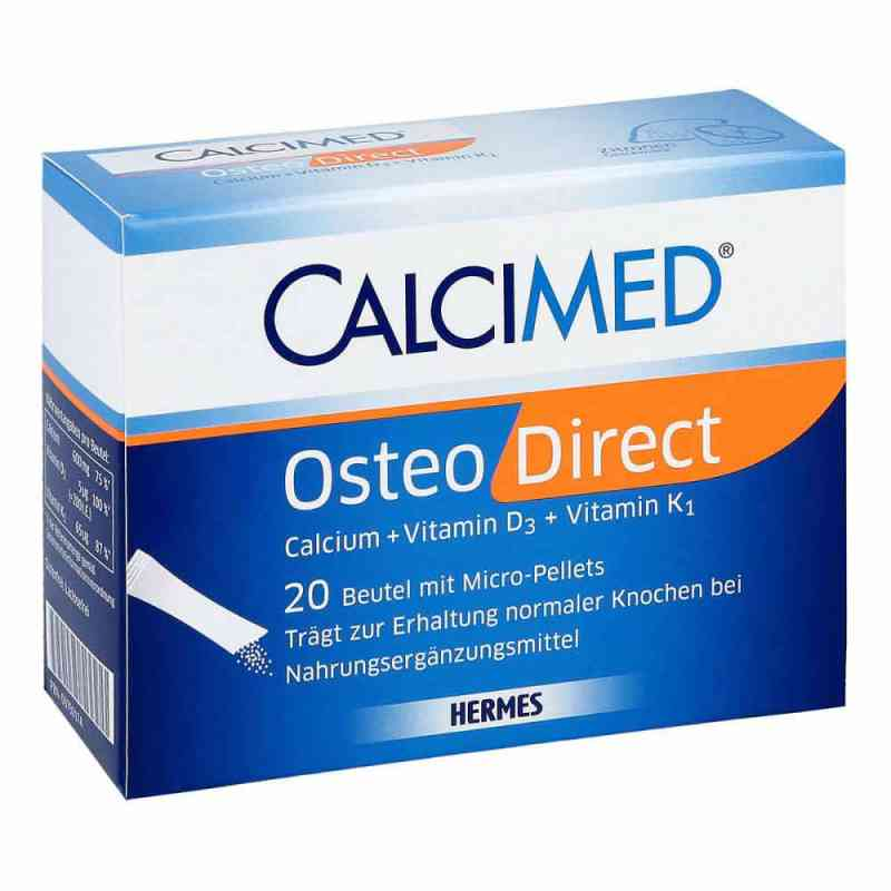 Calcimed Osteo Direct Micro-pellets bei apotheke.at bestellen
