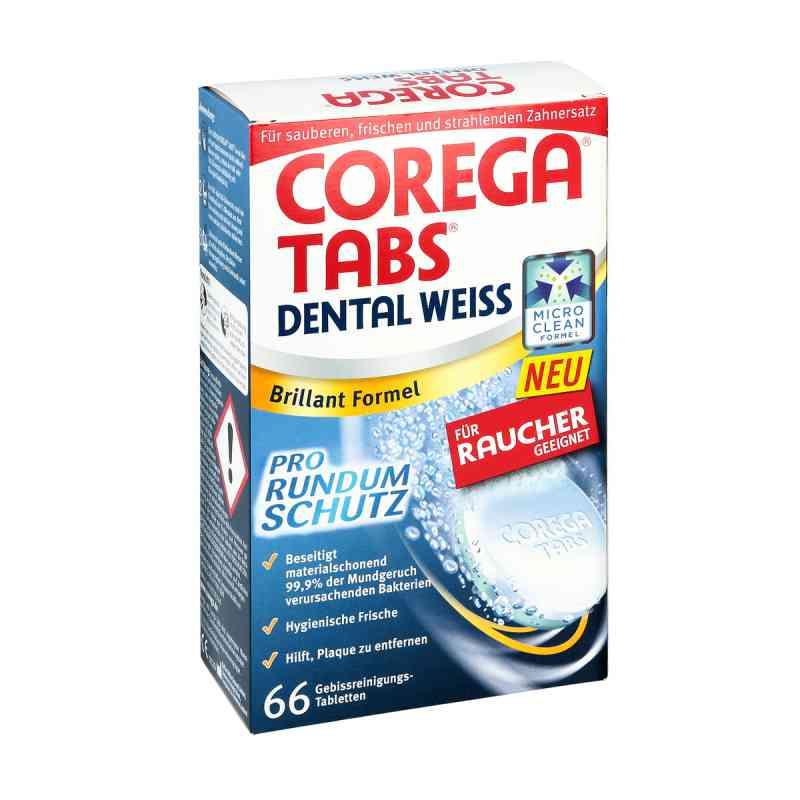 Corega Tabs Dental weiss Tabletten für Raucher  bei apotheke.at bestellen