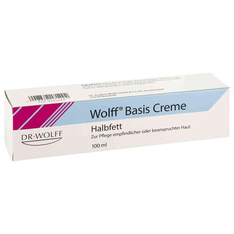 Wolff Basiscreme halbfett bei apotheke.at bestellen