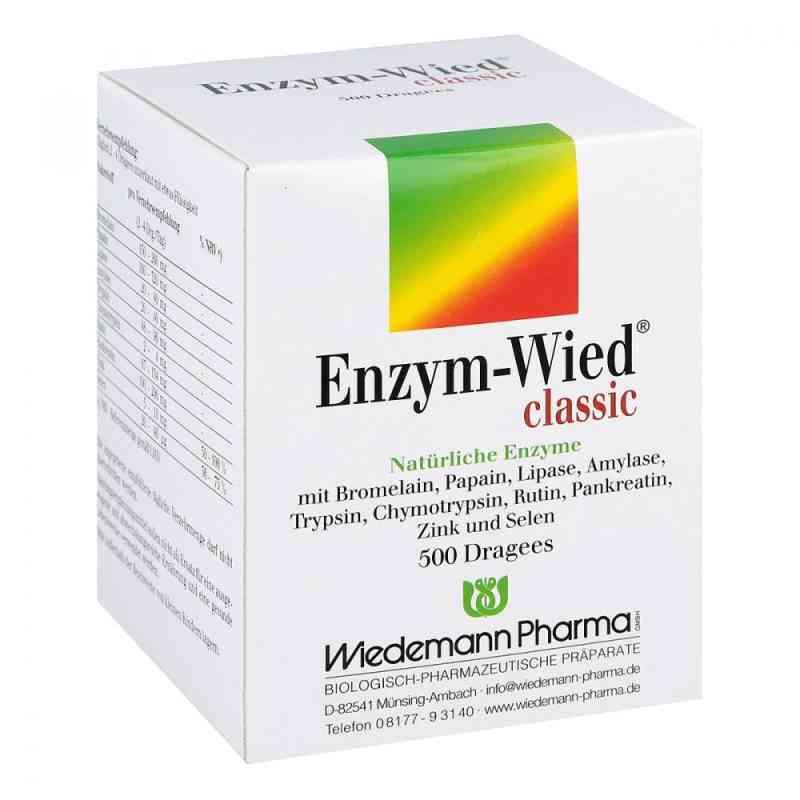 Enzym Wied classic Dragees bei apotheke.at bestellen
