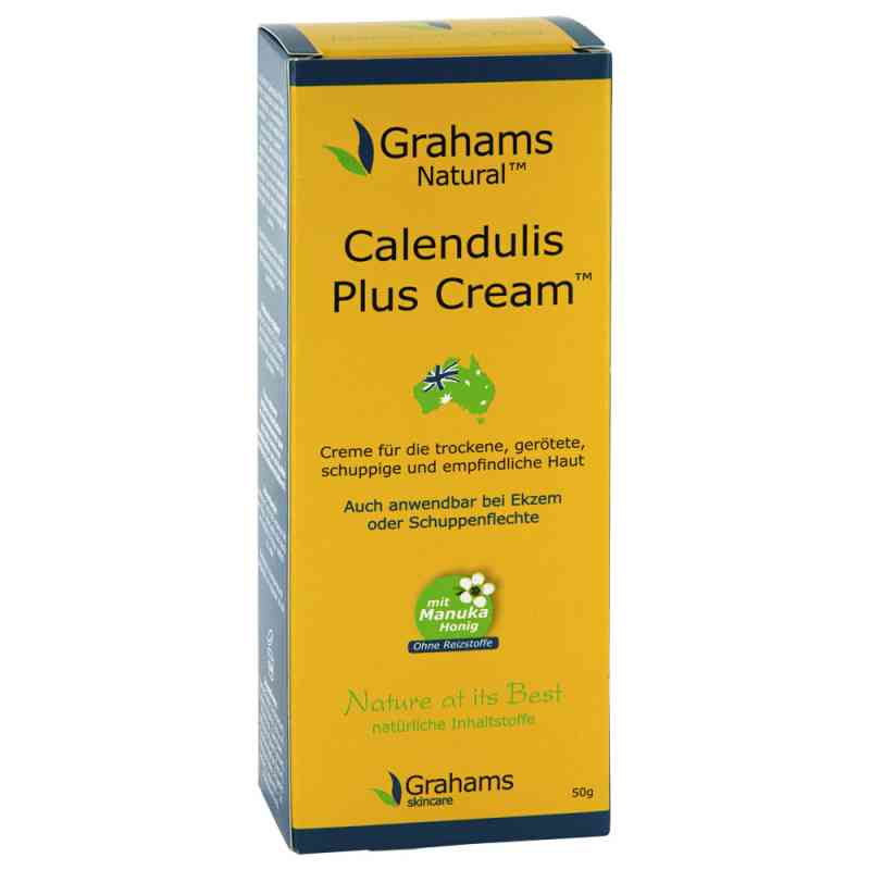 Grahams Natural Calendulis Plus Cream  bei apotheke.at bestellen