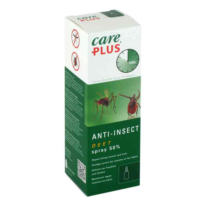Care Plus Anti Insect Deet Spray 50%  bei apotheke.at bestellen