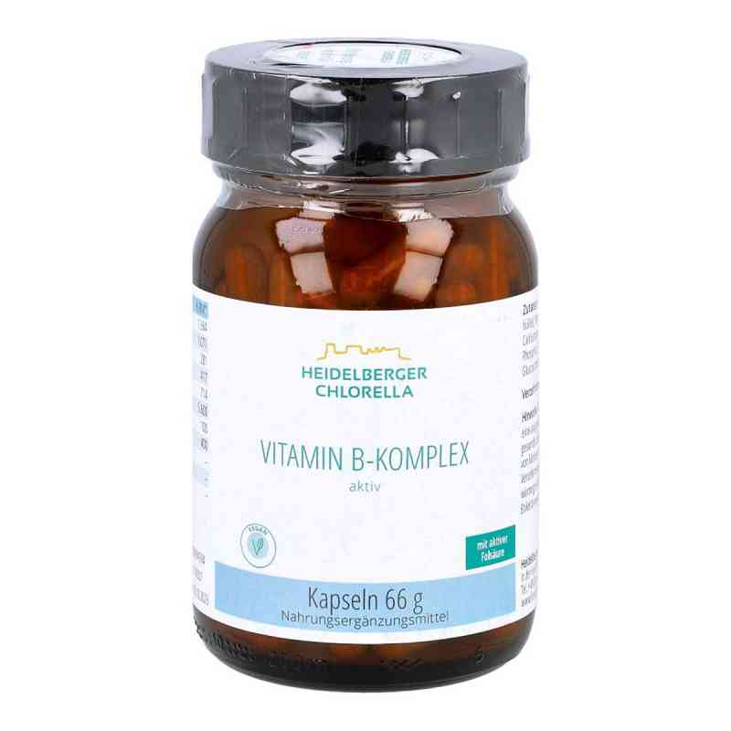 Vitamin B Komplex aktiv Kapseln  bei apotheke.at bestellen