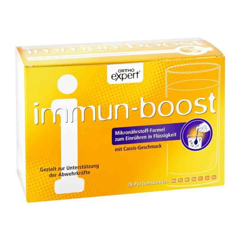 Immun-boost Orthoexpert Trinkgranulat bei apotheke.at bestellen