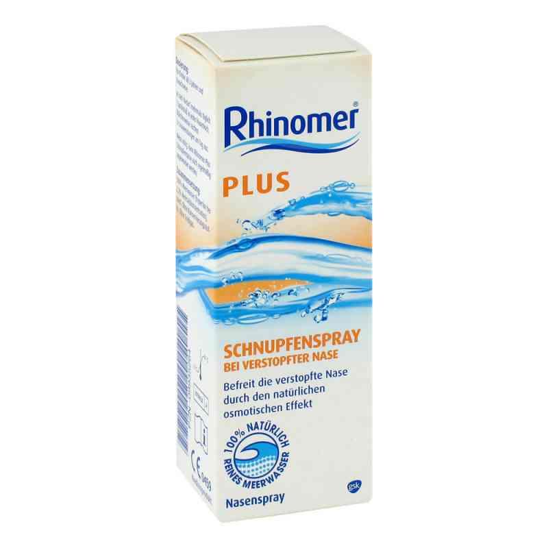 Rhinomer Plus Schnupfenspray  bei apotheke.at bestellen