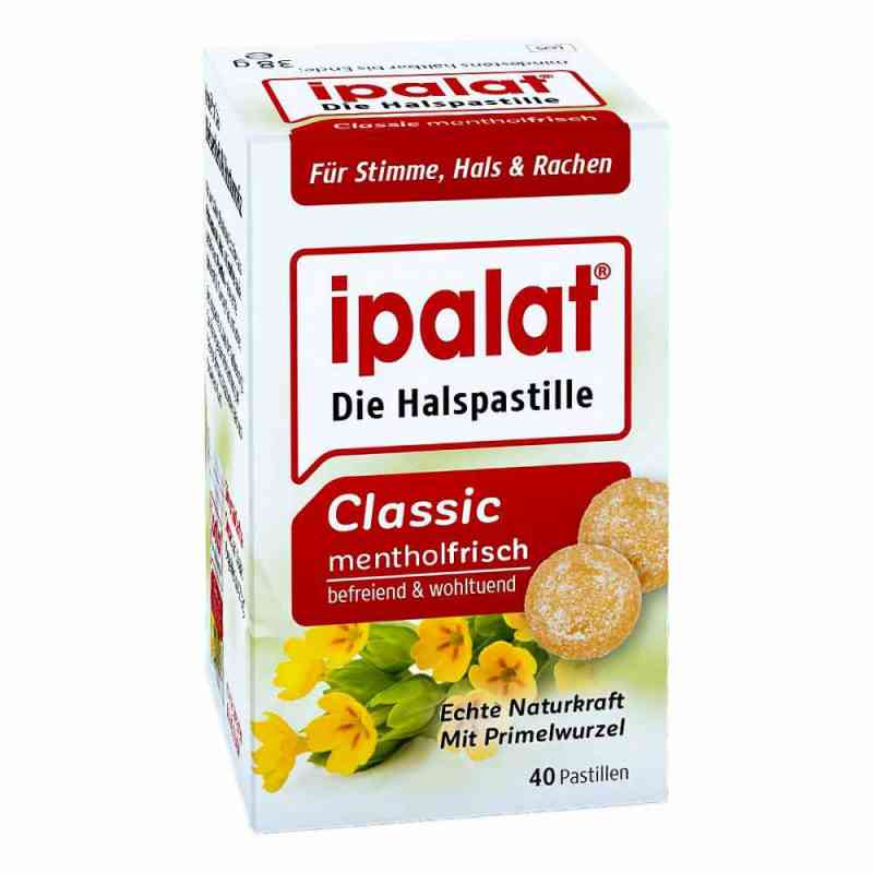 Ipalat Halspastillen classic bei apotheke.at bestellen
