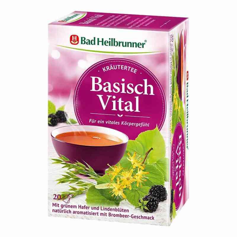 Bad Heilbrunner Kräutertee Basisch Vital  bei apotheke.at bestellen