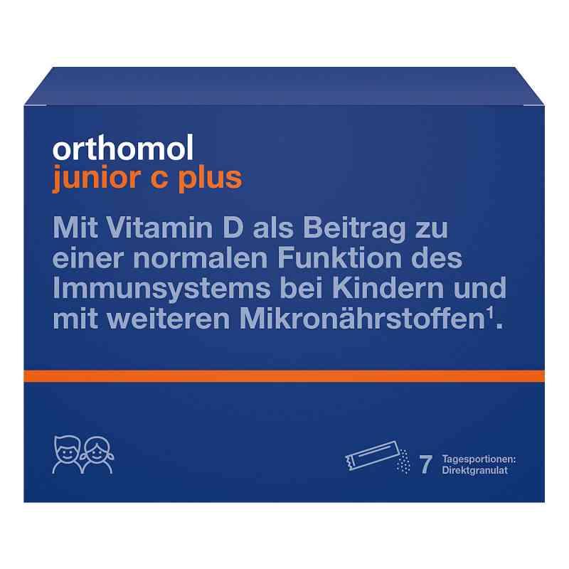 Orthomol Junior C plus Granulat bei apotheke.at bestellen