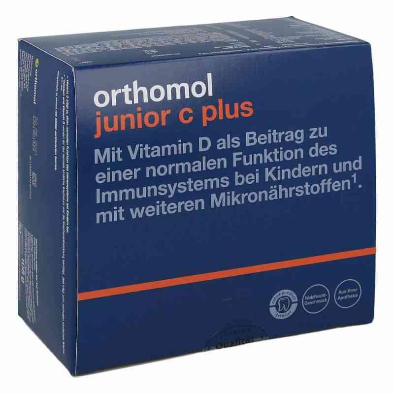 Orthomol Junior C plus Kautablette (n) waldfrucht  bei apotheke.at bestellen