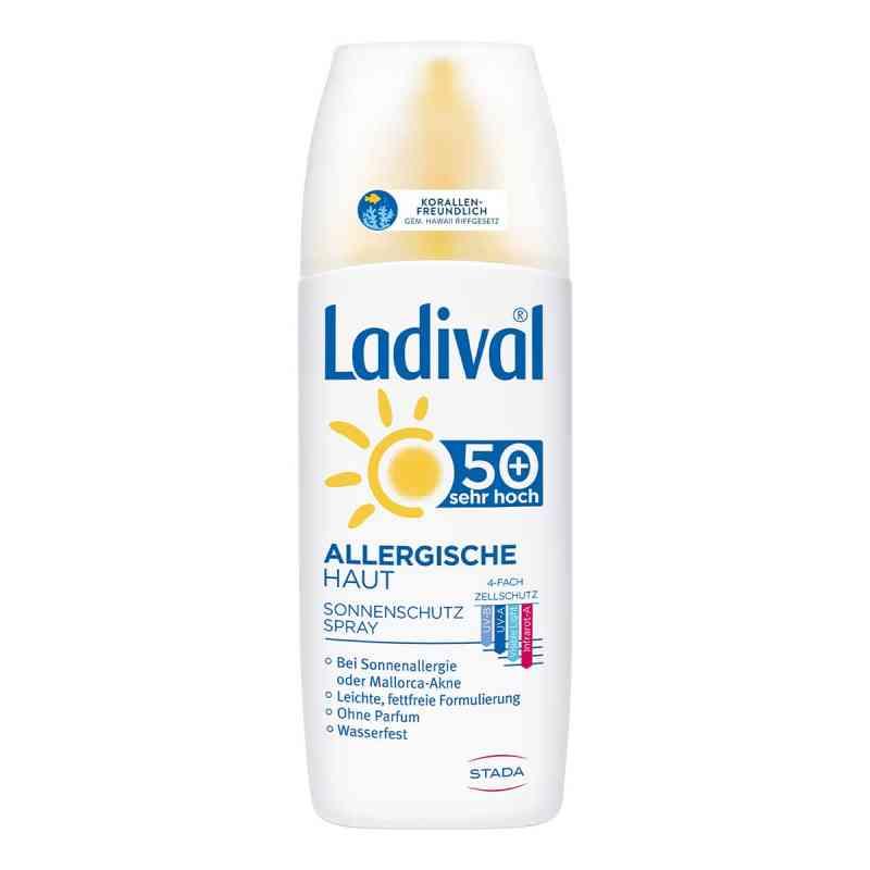 Ladival allergische Haut Spray Lsf 50+ bei apotheke.at bestellen