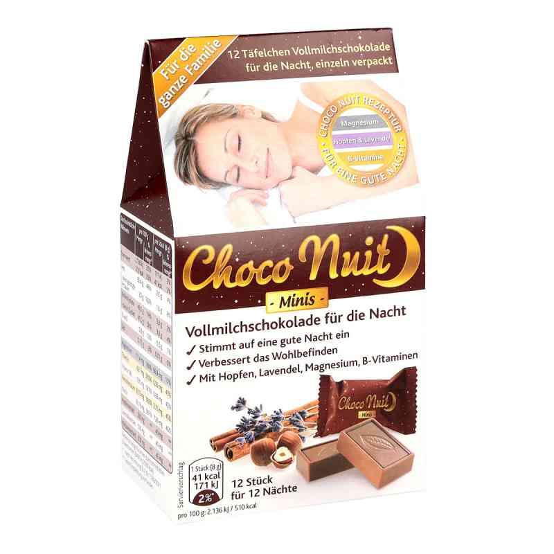 Choco Nuit Minis Vollmilchschokolade gute Nacht bei apotheke.at bestellen