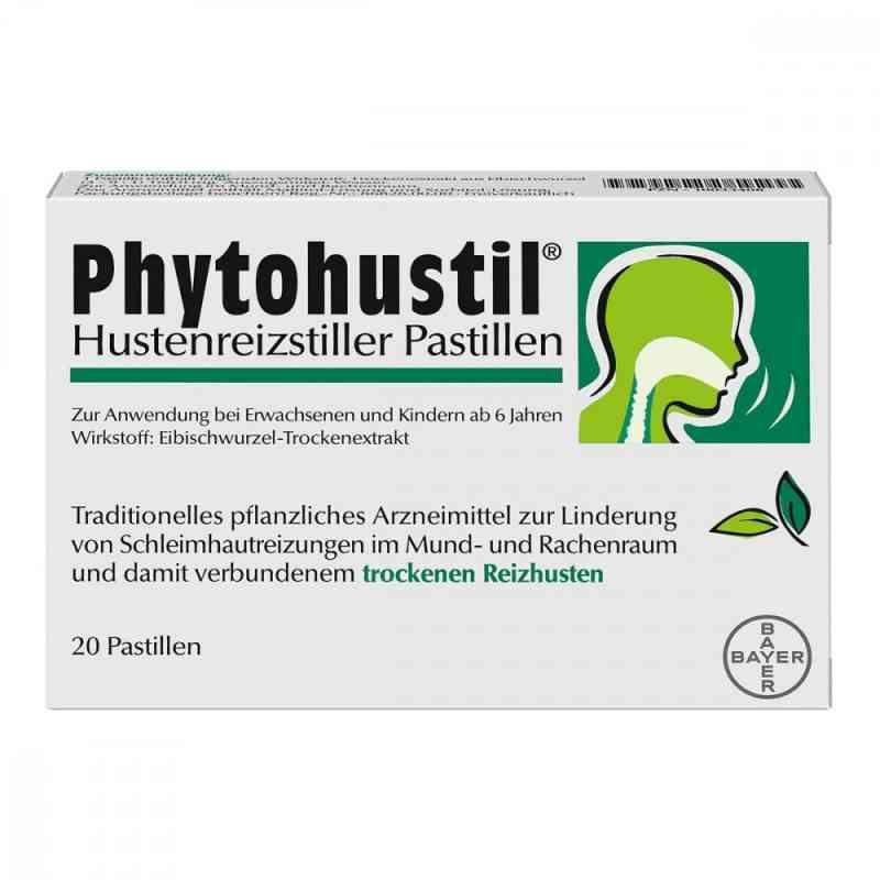 Phytohustil Hustenreizstiller Pastillen  bei apotheke.at bestellen