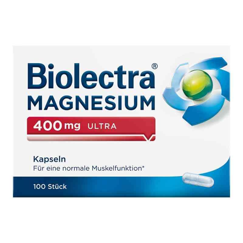 Biolectra Magnesium 400 mg ultra Kapseln  bei apotheke.at bestellen