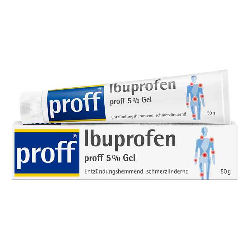 Ibuprofen proff 5% bei apotheke.at bestellen