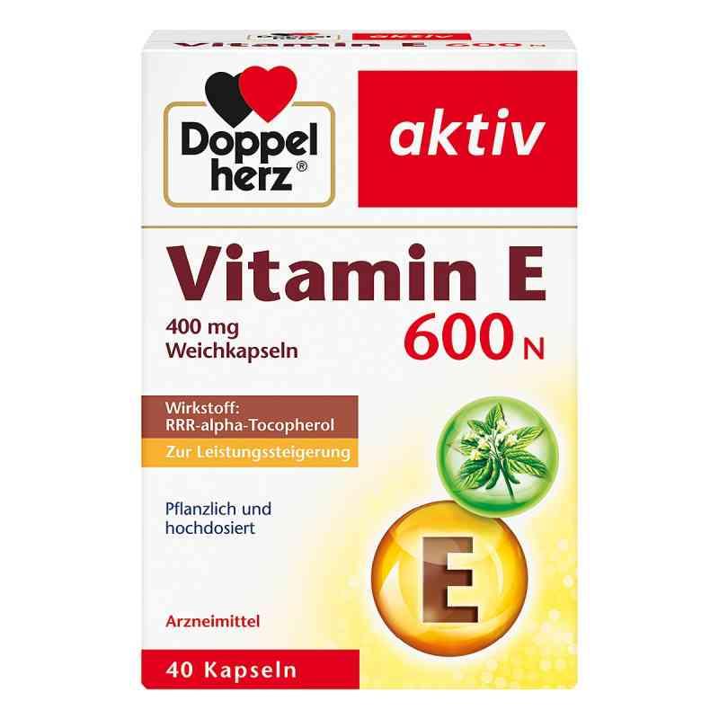Doppelherz Vitamin E 600 N Weichkapseln  bei apotheke.at bestellen