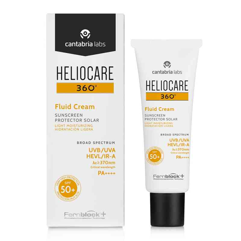 Heliocare 360 Fluid Cream Spf 50+  bei apotheke.at bestellen