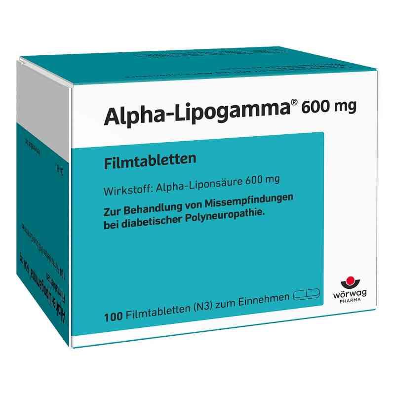Alpha-Lipogamma 600mg bei apotheke.at bestellen