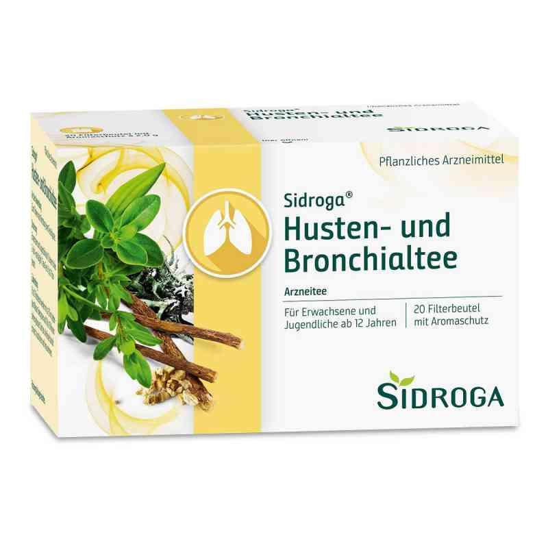 Sidroga Husten- und Bronchialtee Filterbeutel bei apotheke.at bestellen