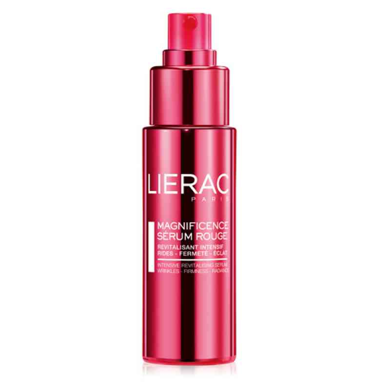 Lierac Magnificence Serum Rouge Pumpspender bei apotheke.at bestellen