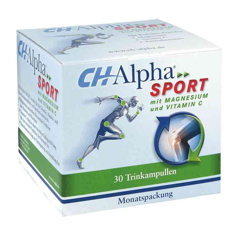 Ch Alpha Sport Trinkampullen bei apotheke.at bestellen