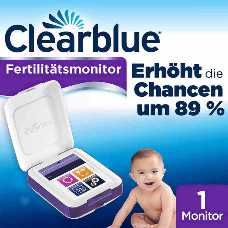 Clearblue Advanced Fertilitätsmonitor bei apotheke.at bestellen