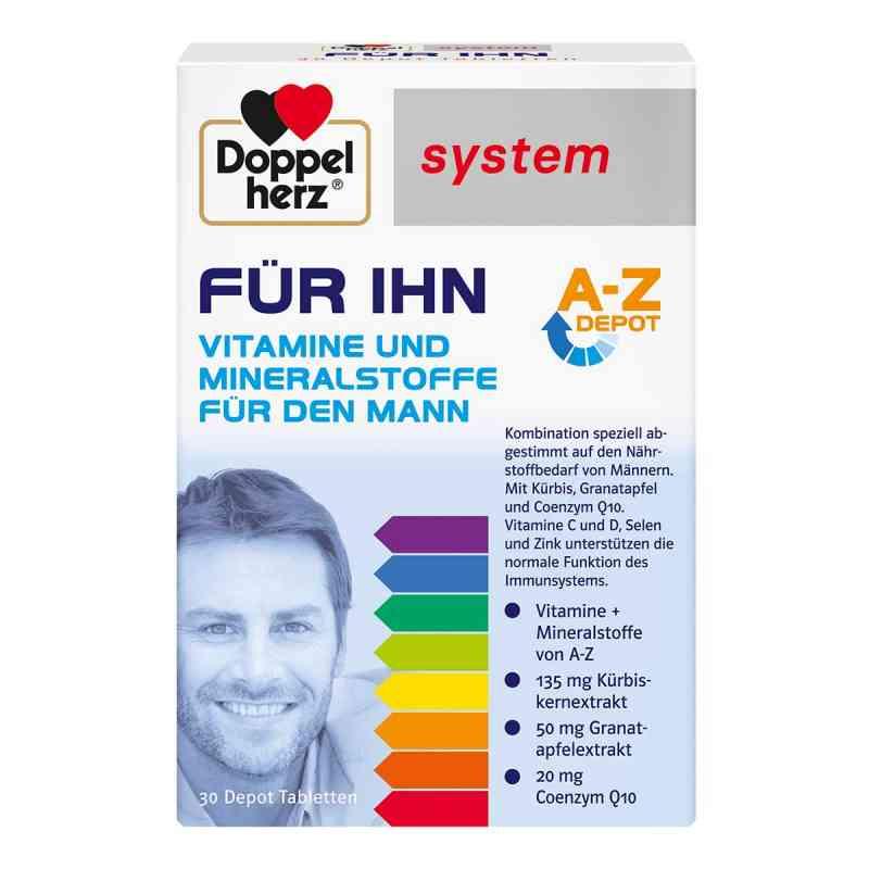 Doppelherz Für Ihn system Tabletten  bei apotheke.at bestellen
