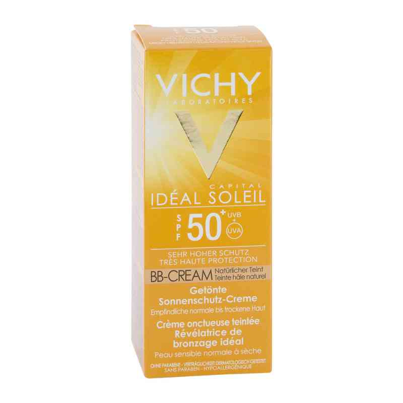 Vichy Capital Soleil Bb Creme Lsf50+  bei apotheke.at bestellen