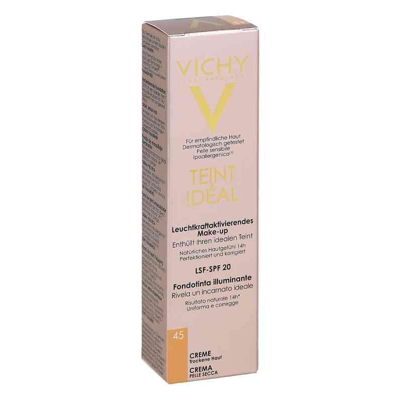 Vichy Teint Ideal Creme Lsf 45  bei apotheke.at bestellen