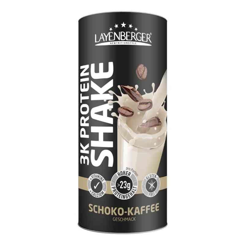 Layenberger Lowcarb.one 3k Protein Shake Scho.kaf.  bei apotheke.at bestellen