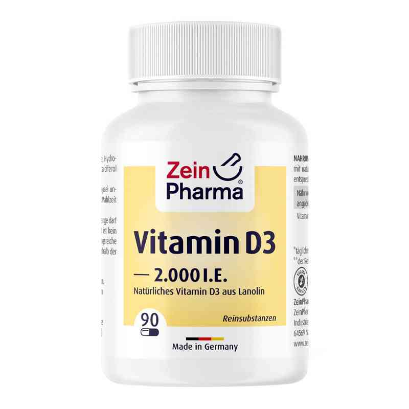 Vitamin D3 2.000 I.e. Kapseln  bei apotheke.at bestellen
