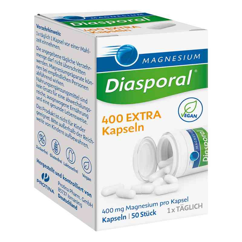 Magnesium Diasporal 400 Extra Kapseln bei apotheke.at bestellen