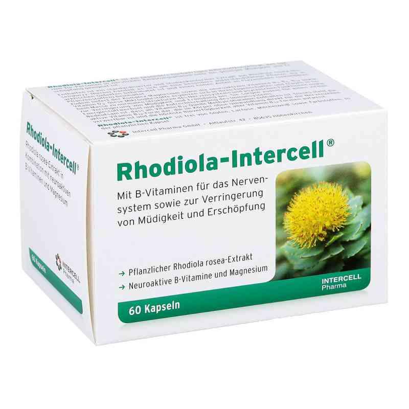 Rhodiola Intercell Kapseln bei apotheke.at bestellen