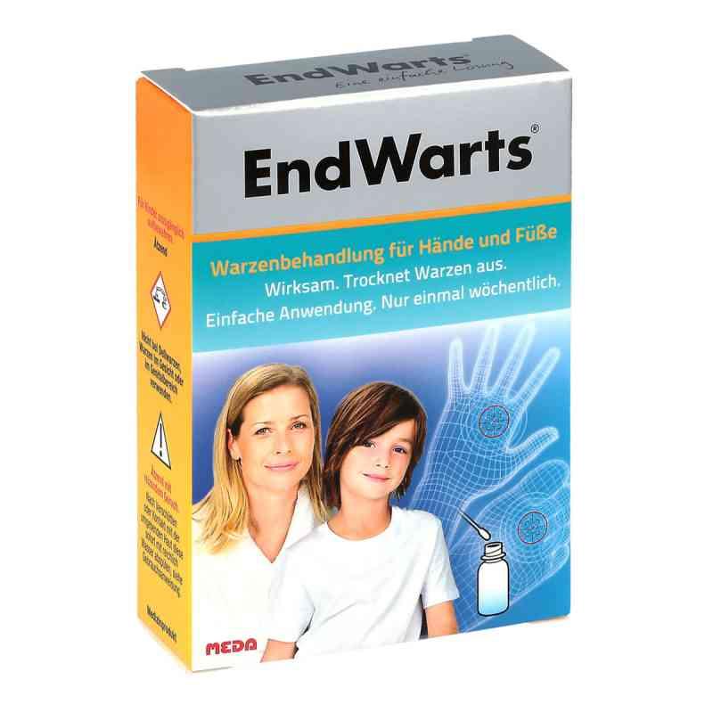 Endwarts Lösung inkl.Wattestäbchen bei apotheke.at bestellen