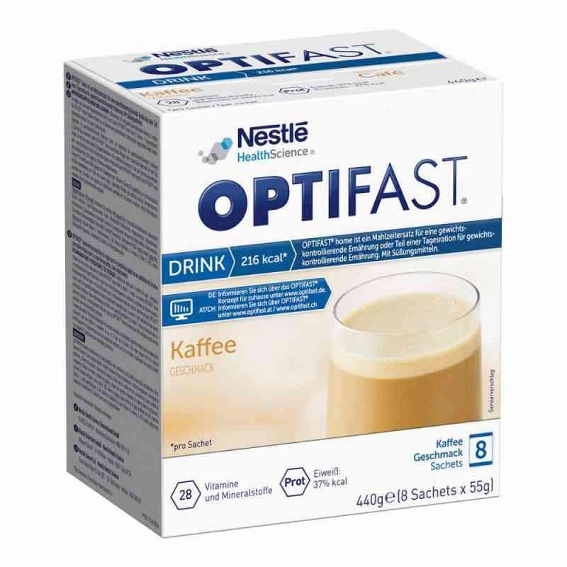 Optifast home Drink Kaffee Pulver  bei apotheke.at bestellen
