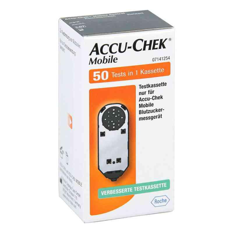 Accu Chek Mobile Testkassette  bei apotheke.at bestellen