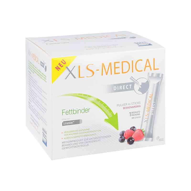 Xls Medical Fettbinder Direct Sticks  bei apotheke.at bestellen