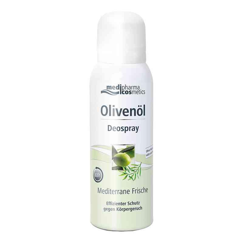 Olivenöl Deospray Mediterrane Frische  bei apotheke.at bestellen