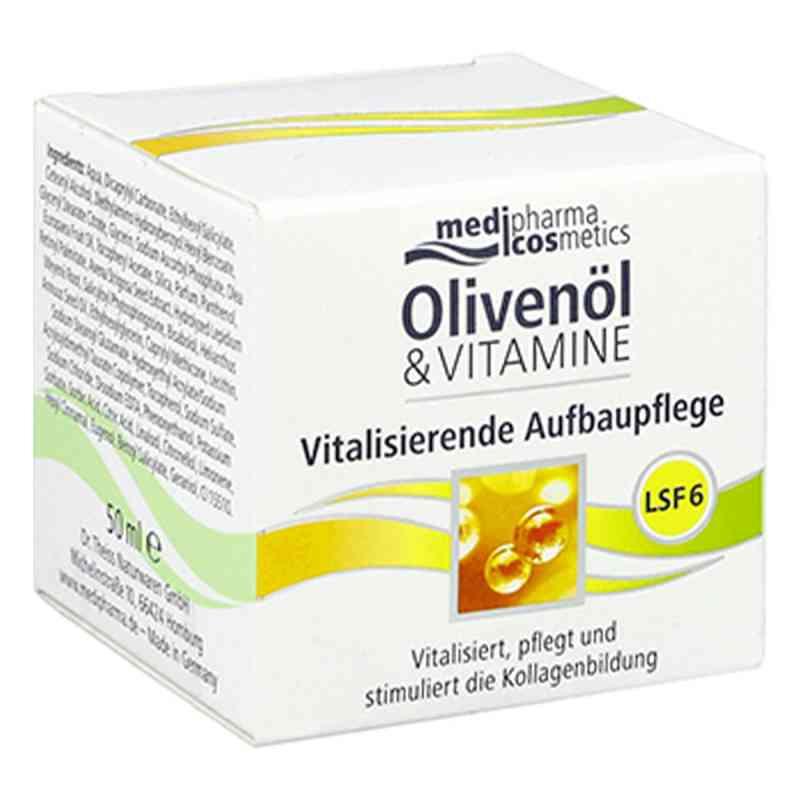 Olivenöl & Vitamine vitalisierende Aufbaupfl.m.lsf bei apotheke.at bestellen