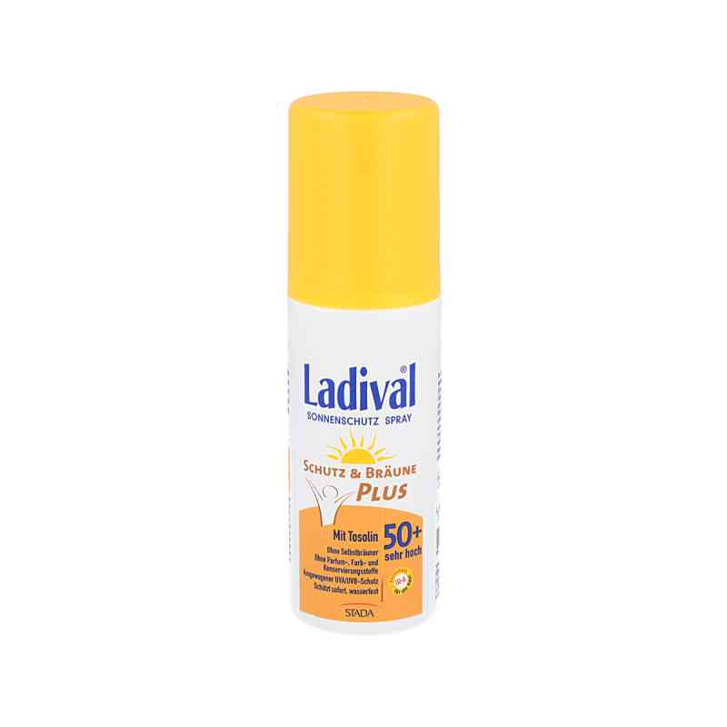 Ladival Schutz&bräune Plus Spray Lsf 50+ bei apotheke.at bestellen