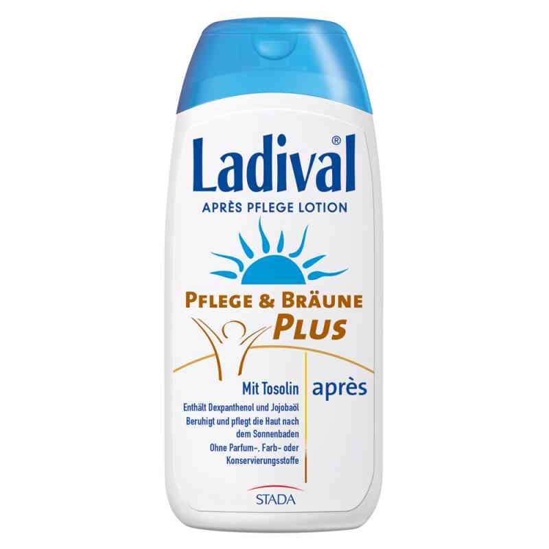 Ladival Pflege&bräune Plus Apres Lotion bei apotheke.at bestellen