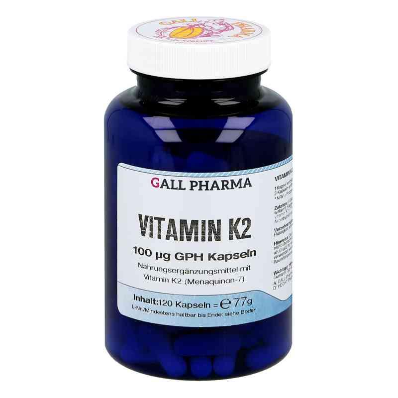 Vitamin K2 100 [my]g Gph Kapseln  bei apotheke.at bestellen